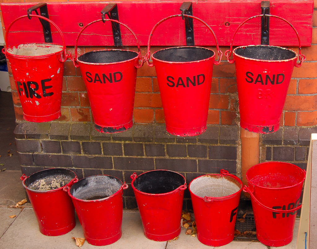 content buckets